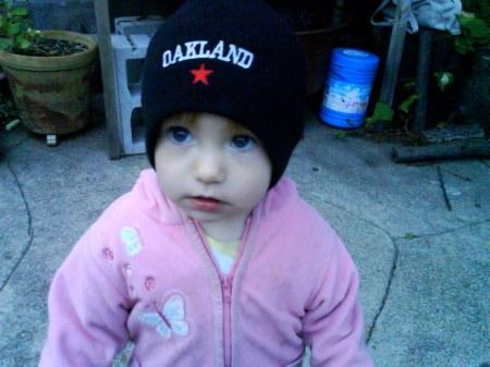oakland girl